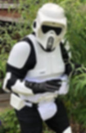 Customer picture Biker scout helmet