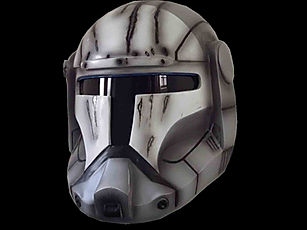 Star wars republic commando scorch helme