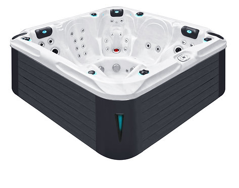 Spa Delight passion jacuzzi 4-5-places personnes wellis prix promo Belgique