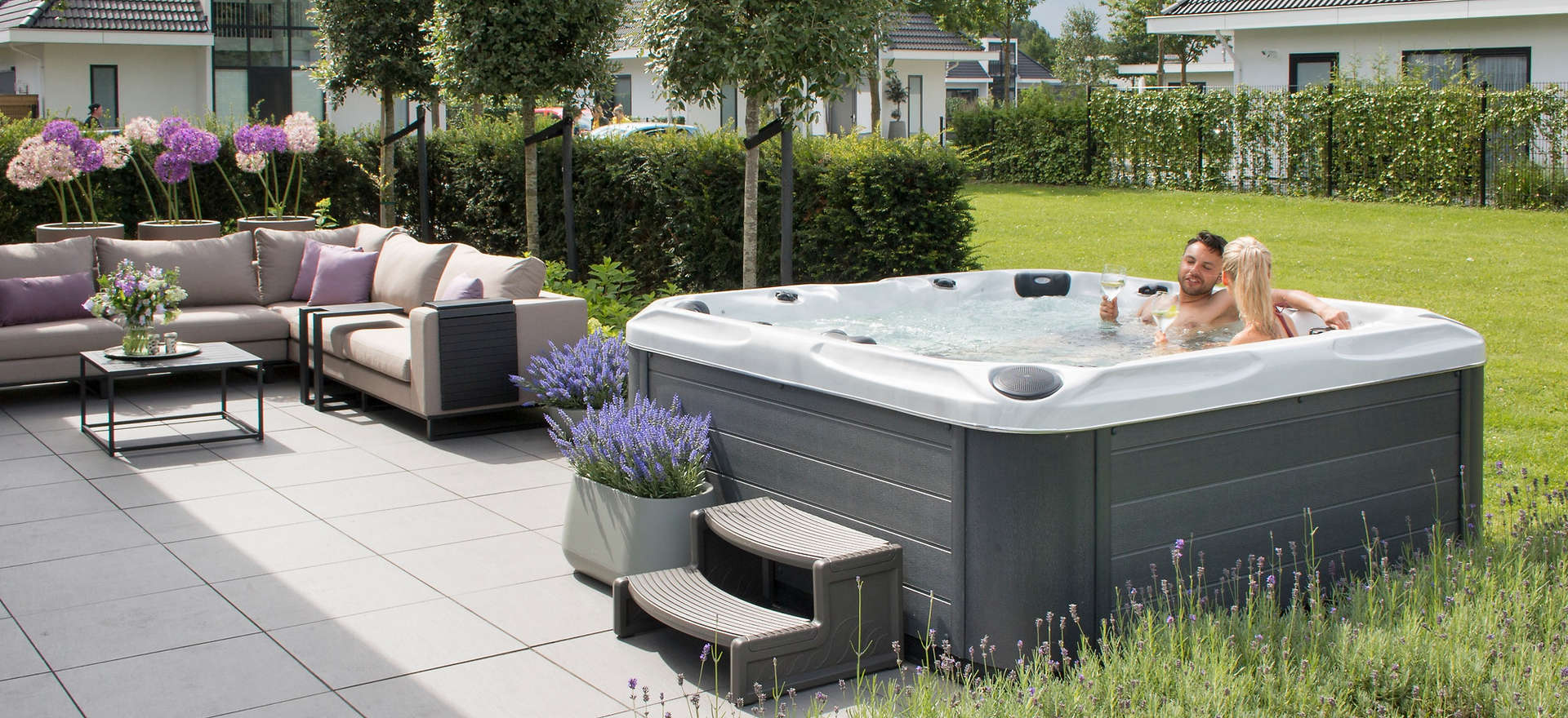 Whirlpool Passion Spas Delight