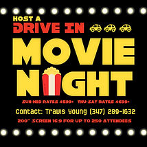 Copy of Drive in Movie Night - Made with