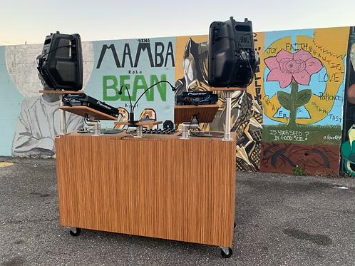 Dual Club DJ Booth