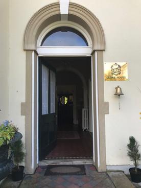 Enterance to Clone House