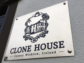 Clone House Official Plaque