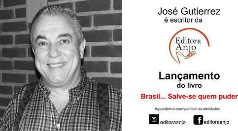 AUTORES | Brasil | Editora Anjo José Carlos Gutierrez