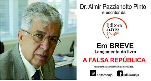AUTORES | Brasil | Editora Anjo Almir Pazzianotto