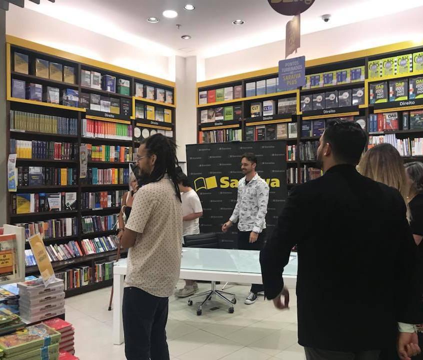 Editora Anjo Lançamento Saraiva