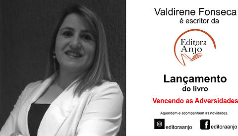 AUTORES | Brasil | Editora Anjo Valdirene Fonseca
