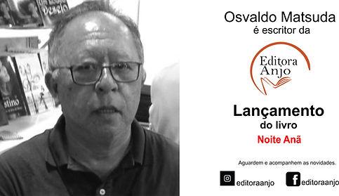 AUTORES | Brasil | Editora Anjo Osvaldo Matsuda