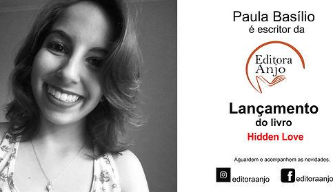 AUTORES | Brasil | Editora Anjo Paula Basilio