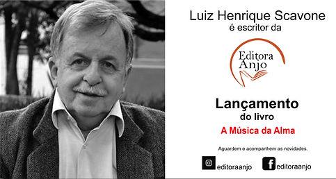 AUTORES | Brasil | Editora Anjo Luiz Henrique Scavone