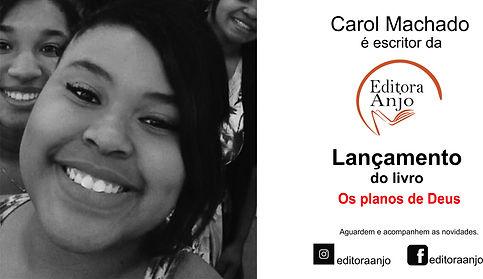 AUTORES | Brasil | Editora Anjo Carol Castro