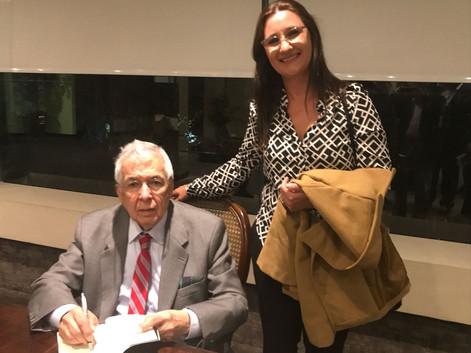 Lançamento Dr Almir Pazzianotto - FIESP 2017 - EDITORA ANJO