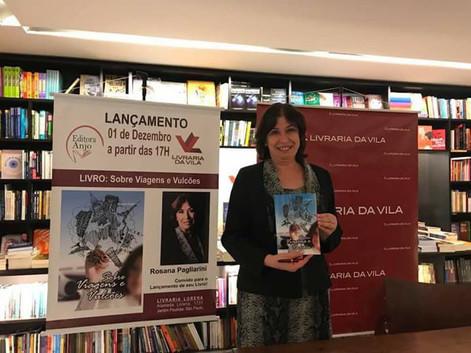 Lançamento EDITORA ANJO - Livraria da Vila LORENA