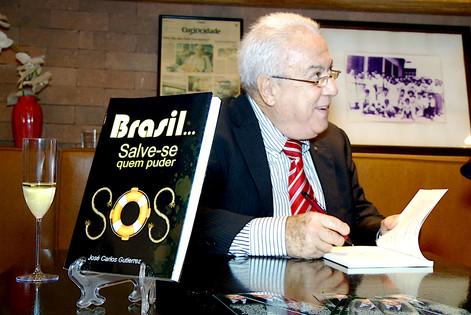 O Lançamento Jornalista José Carlos Gutierrez foi um grande sucesso!