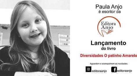 AUTORES | Brasil | Editora Anjo Paula Anjo