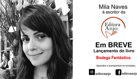 AUTORES | Brasil | Editora Anjo Mila Naves