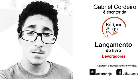 AUTORES | Brasil | Editora Anjo Gabriel Cordeiro