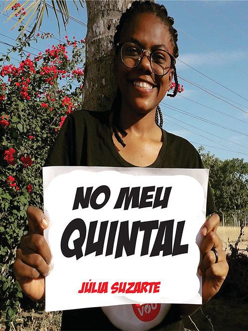 NO MEU QUINTAL ( Poeta Programa Encontro Fatima Bernardes)