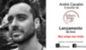 AUTORES | Brasil | Editora Anjo André Cavalini