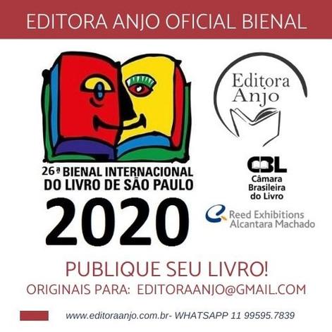 Publique seus livros ! Quer realizar seu sonho de Participar da Bienal do Livro de SP ? Clique no li