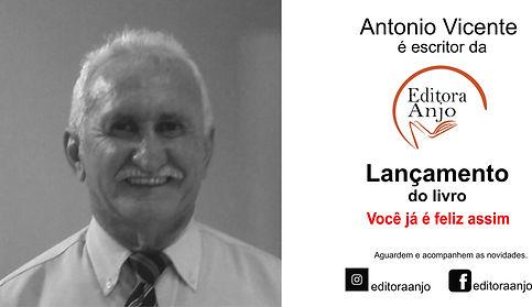 AUTORES | Brasil | Editora Anjo Antonio Vicente