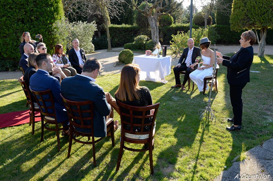 mariage cérémonie laïque officiante