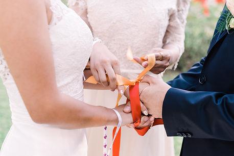 cérémonie laïque en Provence par Ceremony by Domie