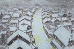 雪之降る街