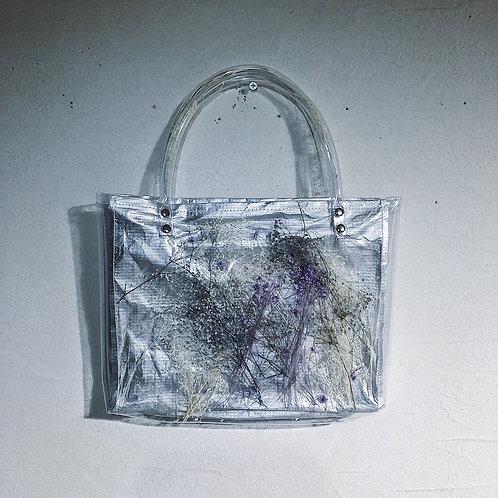【square − mini】silver-purple・white・gray