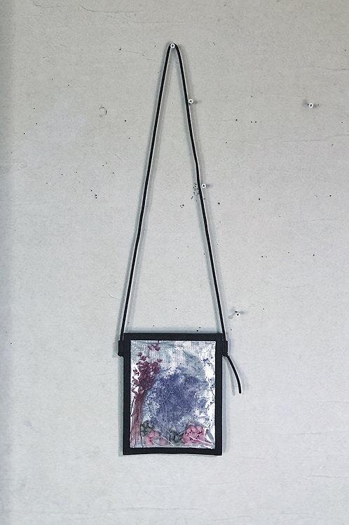 【sacoche】silver-purple