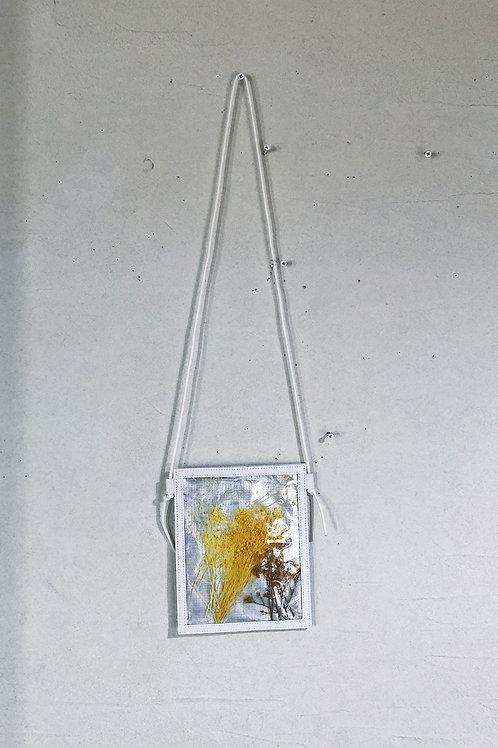 【sacoche】silver-yellow