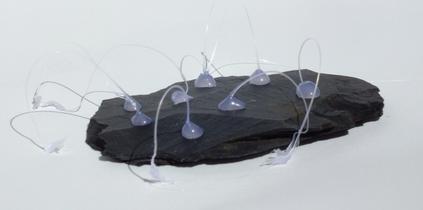 Water Drops Sculpture