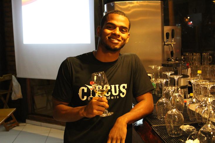 produção Circus Bartenders