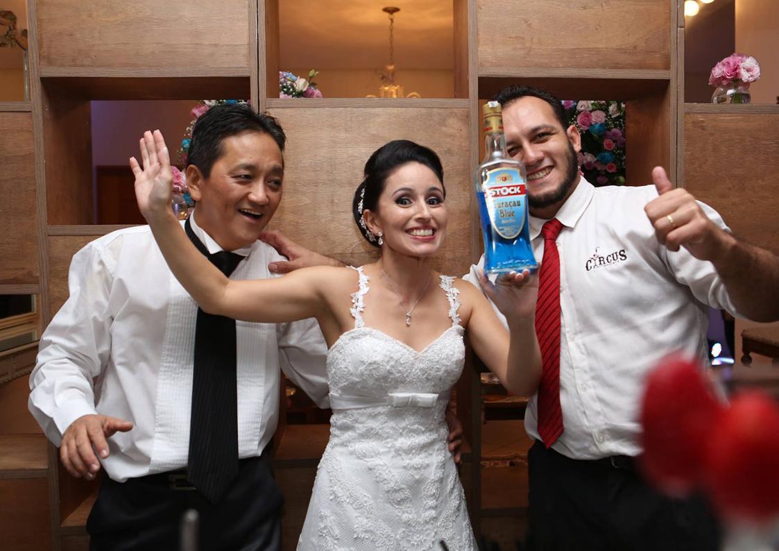 Bartender Casamento Caipirinhas 14
