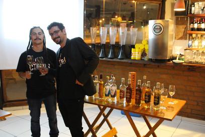 Felipe Vitório e Guto Morais