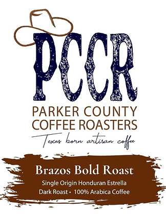 Brazos Bold Roast by PCCR | 16oz