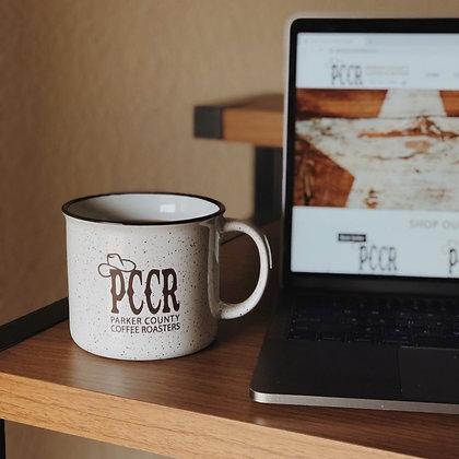 PCCR 14oz Ceramic Campfire Mug