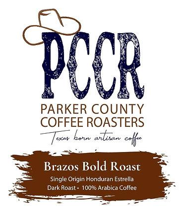 Wholesale Frac Pack Brazos Bold Roast by PCCR   32ct Case