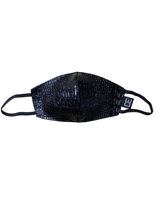 Classic DAER Mask - Black Cocco