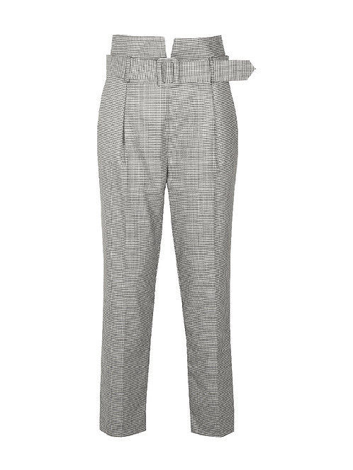 DAER Collection - Pantalone Elegante con Cintura