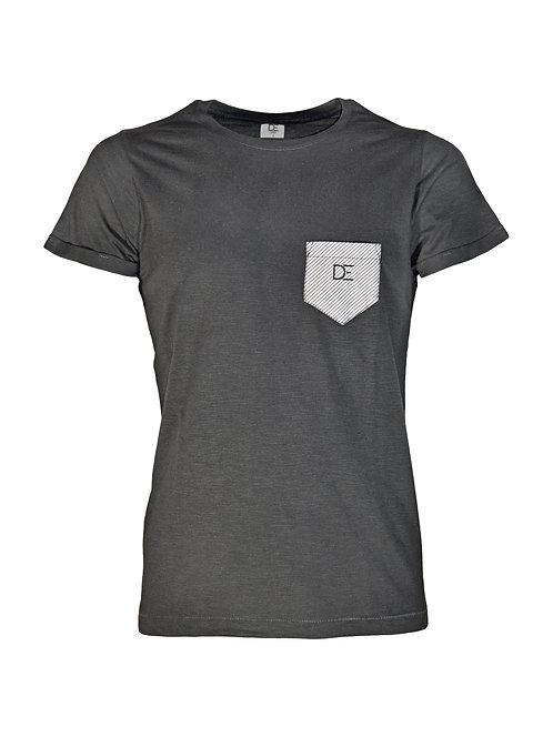 Classic Black T-shirt DAER - Man