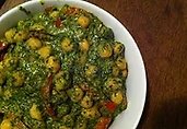 Channa with Kale.webp