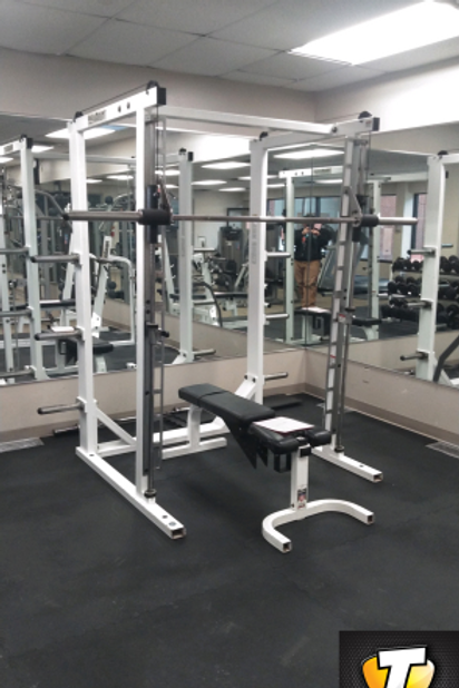 PARAMOUNT Smith Machine with Bench