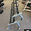 Thumbnail: TROY 10 Pair Saddle Dumbbell Rack