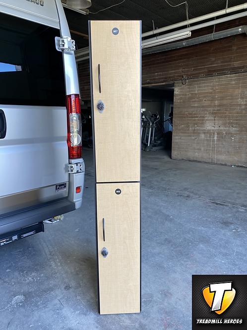 2 Set Lockers