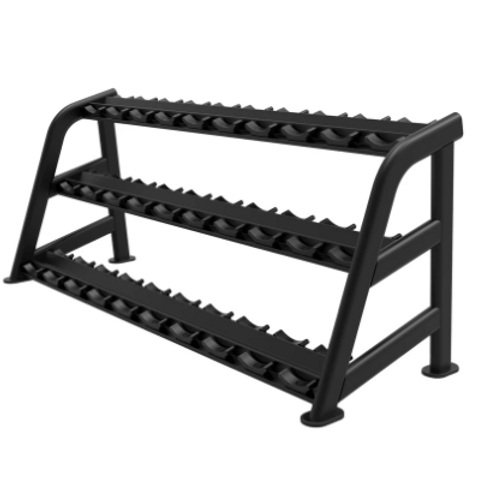 TKO Strength 15 Pair Saddle Rack