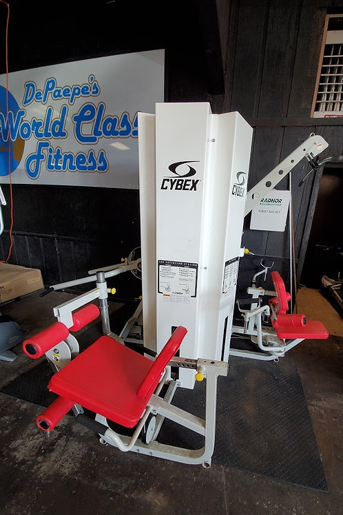CYBEX Multi Staion Press - Leg - Fly - Weight Machine