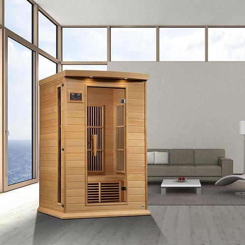 Golden Designs Maxxus 2 Person Sauna