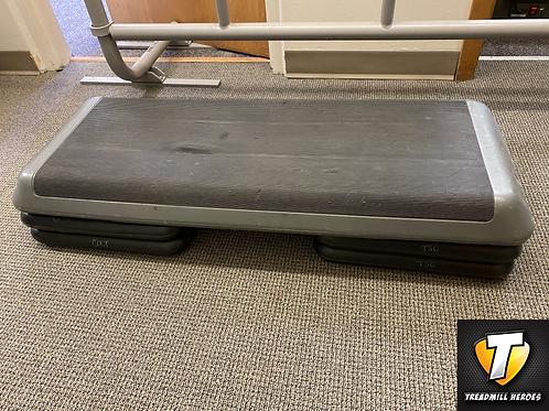 Aerobic Step Platforms with Risers